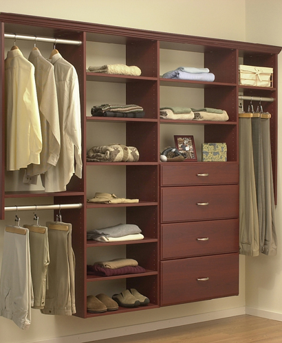 Closet Solutions Wardrobes Linen Storage Ds Kitchens Amp Interiors